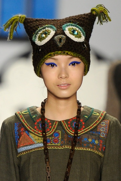 NYFW: Anna Sui Fall 2012 Beauty Wrap Up | MASH Magazine