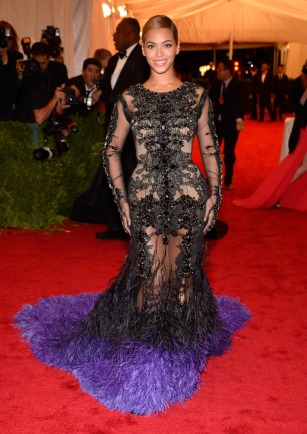 BEST DRESSED: Beyoncé Knowles-Carter in Givenchy Couture